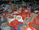 Gewürze aller Art auf dem Markt in Yangshuo