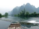 Bootsfahrt auf dem Li-Fluss