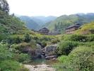 Unterwegs auf den Reisterrassen