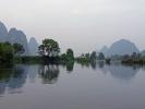 Der 437 km lange Li-Fluss.