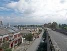 sicht von der alten Stadtmauer, auf Dali