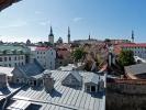 Blick auf die Altstadt Tallinns