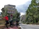 Mit dem Fahrrad auf Erkundungstour durch Monte Carlo