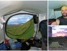Patrick – Die hellen Tage … mein kleines Zelt und Zuhause auf der Reise!!!