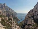 Patrick – Die hellen Tage … Calanques: schöne Steilküste!!!