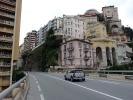 Auf den Straßen von Monte Carlo ...