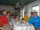 In Lubochow bei Ronny und Jenny