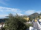 Jetzt bin ich wieder in Taormina angekommen und der Aetna mittlerweile in schneebedeckt