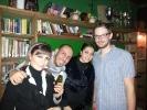 In Gela treffe ich mich mit Enzo und seinen Freunden