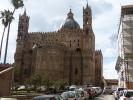 Dom von Palermo mit einer Barockkuppel