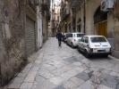 Typisches Bild in der Altstadt - enge Gassen fernab der Hauptstrassen