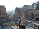 Antikes römisches Theater in Taormina
