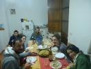 Netter Abend und leckeres Essen bei Nico und Alessandra