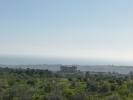 Phantastische Aussicht auf Agrigentos Tempel