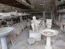 Einer von ca- 16.000, die beim Ausbruch des Vesuvs in Pompej ums Leben kamen