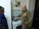 Der Hostel-Besitzer Giovanni gibt nicht nur ausführliche Neapel-Hintergrundinformationen sondern auch Kochunterricht