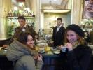 Café Gambrinos ist eine Institution für Kaffee in Neapel (als Nicht-Kafeetrinker habe ich mir das sagen lassen)