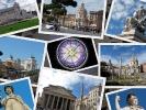... an Sehenswürdigkeiten mangelt es Rom nicht …