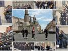 Rom - Wachwechsel vor dem Praesidentenpalast