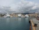 Taufe eines Luxus Kreuzfahrtschiffes ... MSC Preziosa