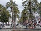 Genua Einblicke Hafen Porto Antico