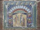 ... es gibt tolle Mosaike zu bestaunen ...