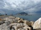 Hafen und Küste von Palermo …