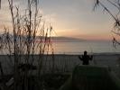 ... mit Sonnenuntergang (-: