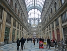 Die Galerie Umberto Primo in Neapel.