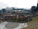 Großes Theater von Pompeji