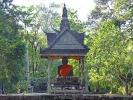 Buddha Statur in Angkor