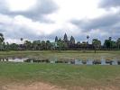 Angkor Wat selber ist der größte Tempelkomplex der Welt