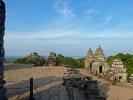Phnom Bakheng - von hier hat man einen klasse Blick über die Angkor Anlage