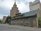 Eines der ältesten Gebäude in Riga