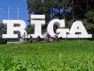 Riga ist erreicht - jetzt erstmal 2 Tage Pause