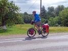 Da hätte selbst Lance Armstrong Probleme mitzuhalten :)