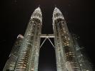 Petronas Tower bei Nacht ohne Mat(t)hias