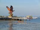 Der Adler auf Langkawi