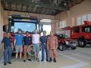 Unsere Helfer in der Not - Feuerwache vor den Cameron Highlands
