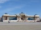 Parlament in Ulan Bator