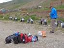 Im Niemandsland auf der Suche nach einem Jurte-Camp