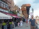 Krantor- da hing mal der größte mittelalterliche Kran