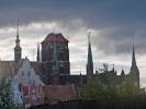 Erste Stadtbesichtigung von Danzig II