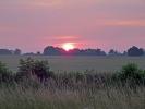 Wenigstens den Sonnenuntergang verpassen wir nicht