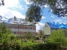 Abgetragene Dächer nach dem Sturm