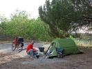 Das erste und letzte mal wild Zelten in Portugal ...