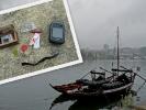 In Porto habe ich auch Geocaching betrieben ...