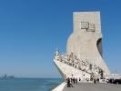 Das Padrão dos Descobrimentos (deutsch Denkmal der Entdeckungen) steht im Stadtteil Belém in Lissabon am Ufer des Flusses Tejo.