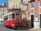 Die Strassenbahn 28 (auf portugiesisch