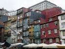 Portos historisches Viertel direkt am Wasser